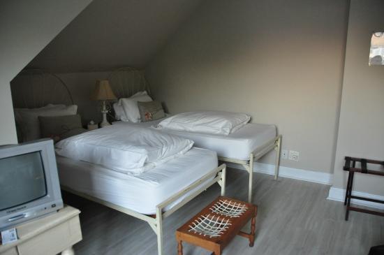 Cloud 9 Boutique Hotel & Spa: Leeuwenvoet House