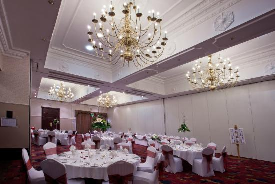 Royal Court Hotel - Coventry: Function Area - Britannia Suite