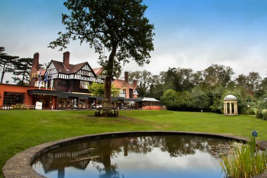 Royal Court Hotel - Coventry: Grounds
