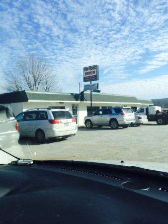 Alpena, أركنساس: Cafe