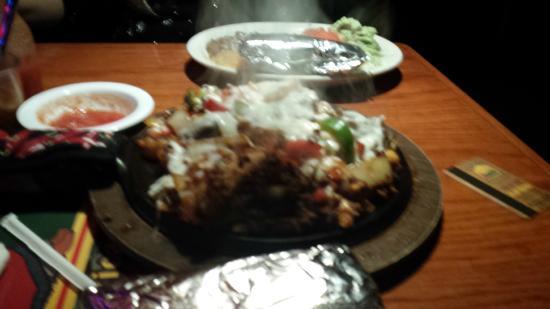 El Cazador Mexican Restaurant : Awesome fajitas!