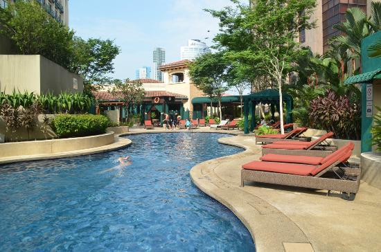 Swimming pool bild von sheraton imperial kuala lumpur - Piccolo hotel kuala lumpur swimming pool ...