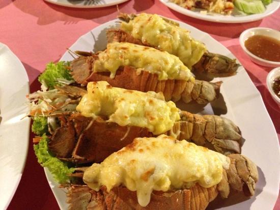 Ketsarin Restaurant: Lock Lobster Thermador