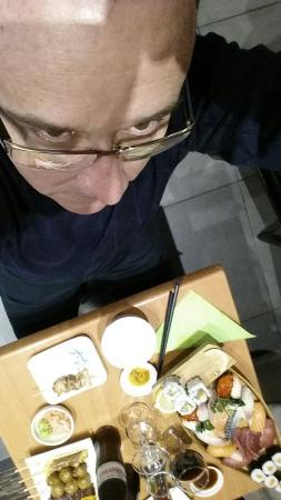 Sushi bar - Picture of Sushi Ba\'r Montparnasse, Paris - TripAdvisor