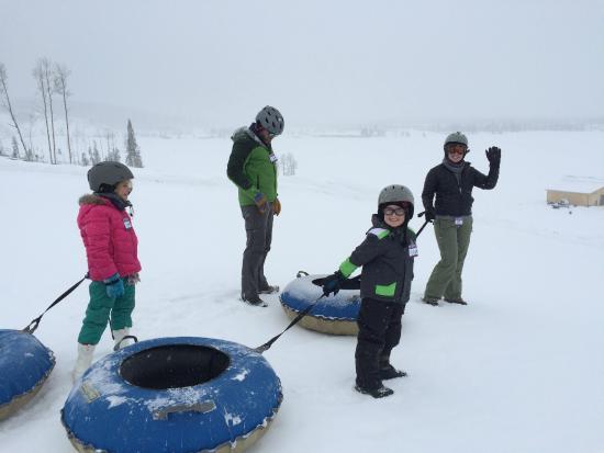 Colorado Adventure Park: Ready to hit the slopes!