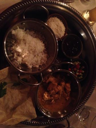 Koornlands Restaurant: Hervorragendes Malay Chicken