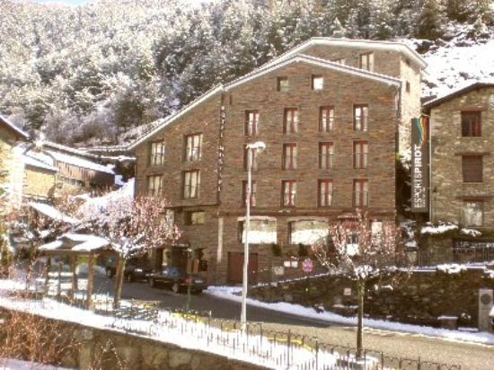 Hotel Montane : Es el hotel