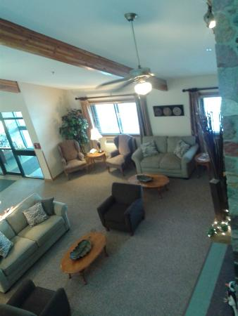 Boarders Inn & Suites by Cobblestone Hotels Faribault, MN : wonderful hotel