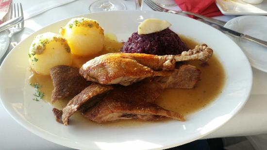 Cafe-Restaurant Luisenhof : Delizioso
