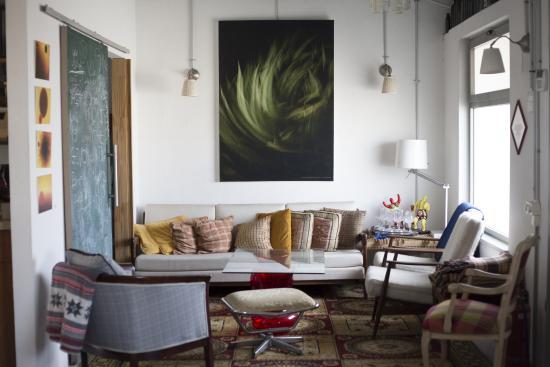 studio chef erez stern: פינת ישיבה