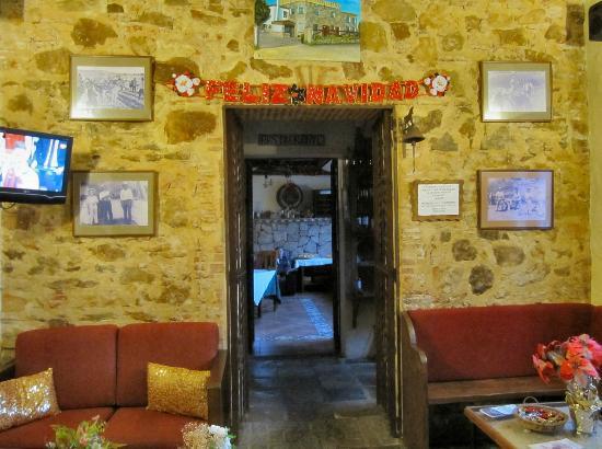Hotel La Torre: Hotel interno
