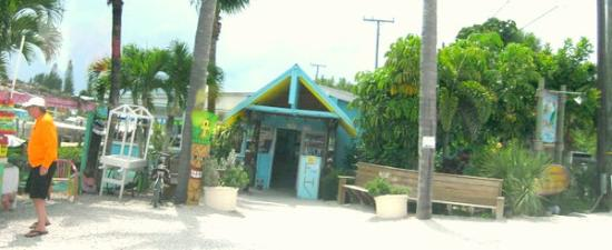 Casey key fish house tiki bar old structure picture of for Casey key fish house