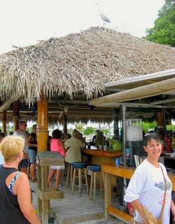 Casey key fish house tiki bar the best bartender for Casey key fish house