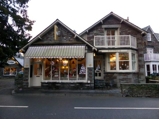 Baldry's Tea Room: Baldry's 29th Dec 2014