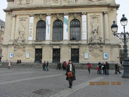 Le logo de l 39 office du tourisme foto van office de - Office de tourisme et des congres de lille ...