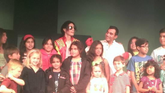 Don't miss the nightly entertainment, the Michael Jackson tribute