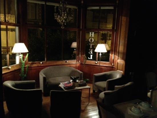 La Maison d'Emilie : Salon