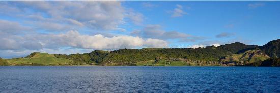 Lake Okareka DOC Campsite : Lake Okareka Campsite 3