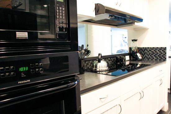 Aransas Princess: kitchen in the condo