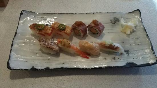 Minami Restaurant : Aburi set lunch $19