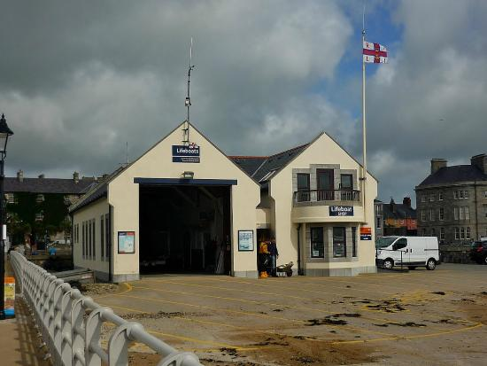‪Beaumaris Lifeboat Station‬