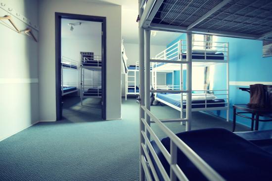 HI Montreal Hostel: 10-Bed Shared Room