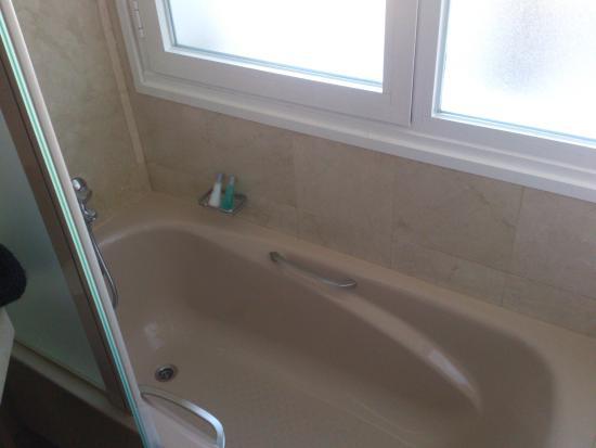 Jardin De Tres Cantos Hotel: bañera