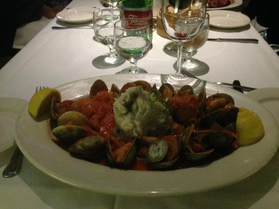 Al Forno: Clam roast