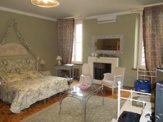 Casa Masoli: Suite Teodorico e Amalasunta - La stanza