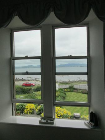 Loch Gorm House: Room with an amazing view