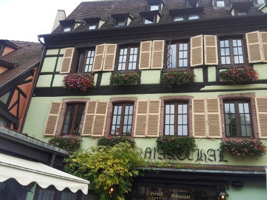 Hostellerie le Marechal: Hotel Le Marechal
