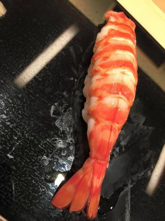 Sushi Mizutani: Prawn