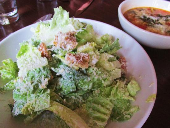 Osteria Rocco: Caesar salad