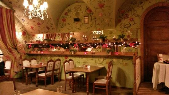 Polka Restauracja: Very nice decor