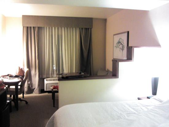 Hampton Inn Phoenix-Airport North: Room