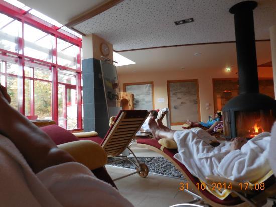 Hotel Tyrol am Haldensee: Espace detente