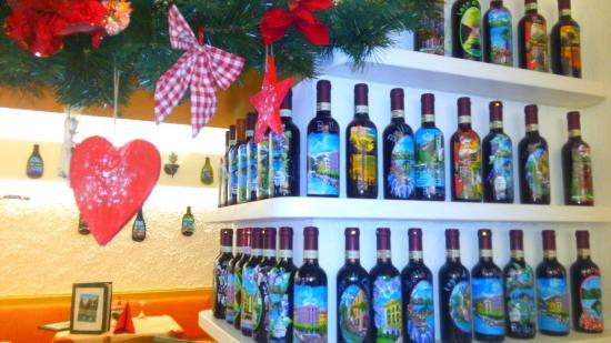 La Lanterna : Wine expo
