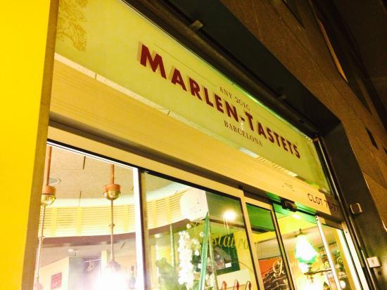 Marlen Tastets: Da fuori