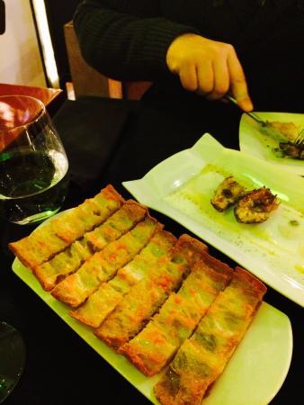 Marlen Tastets: Pane catalano con pomodoro!