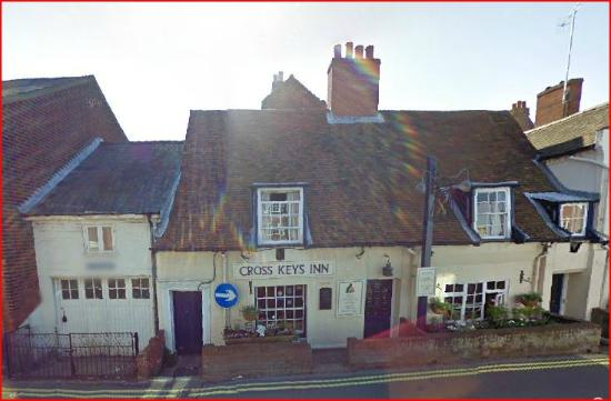 Ye Olde Cross Keys