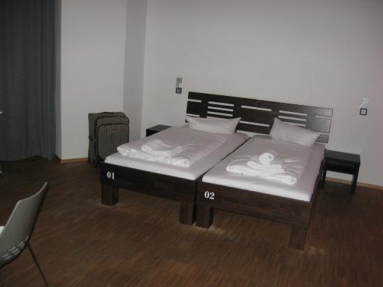 Five Elements Hostel Leipzig: Beds