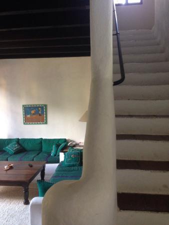 Quinta de las Flores: interior spaces