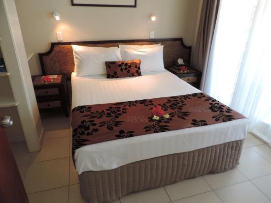 Muri Beachcomber: Bedroom
