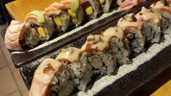 The Tatami Room: Muy buenos