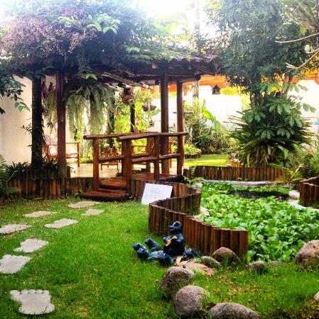 Pousada Torre del Mar : Jardim