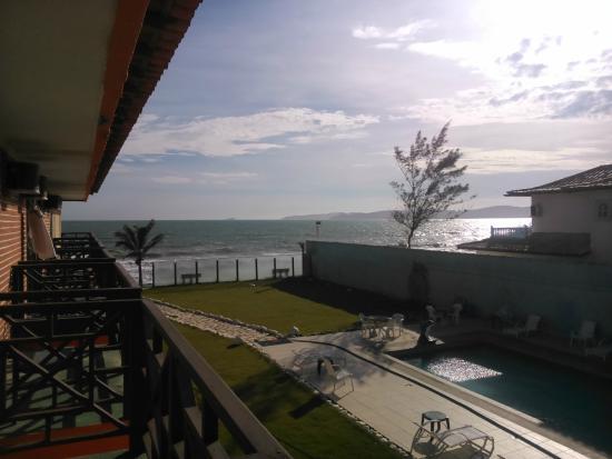 Buzios Ariau Hotel: De frente para piscina