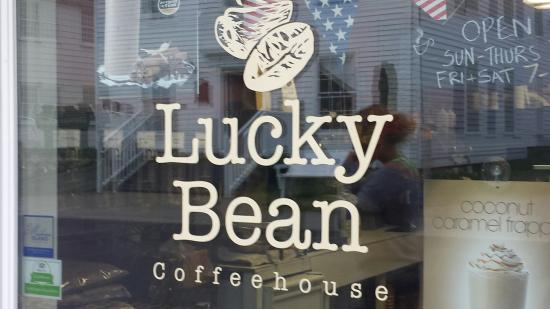 Lucky Bean Coffeehouse: Best Coffeehouse on the island