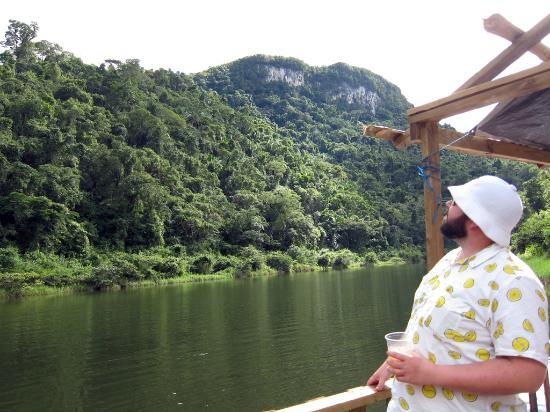 La Capitana Pontoon Boat - Tours: Amazing views
