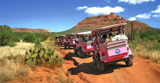 ‪Pink Jeep Tours Sedona‬