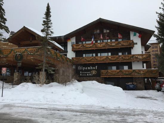 Alpenhof Lodge : Cute Bavarian lodge